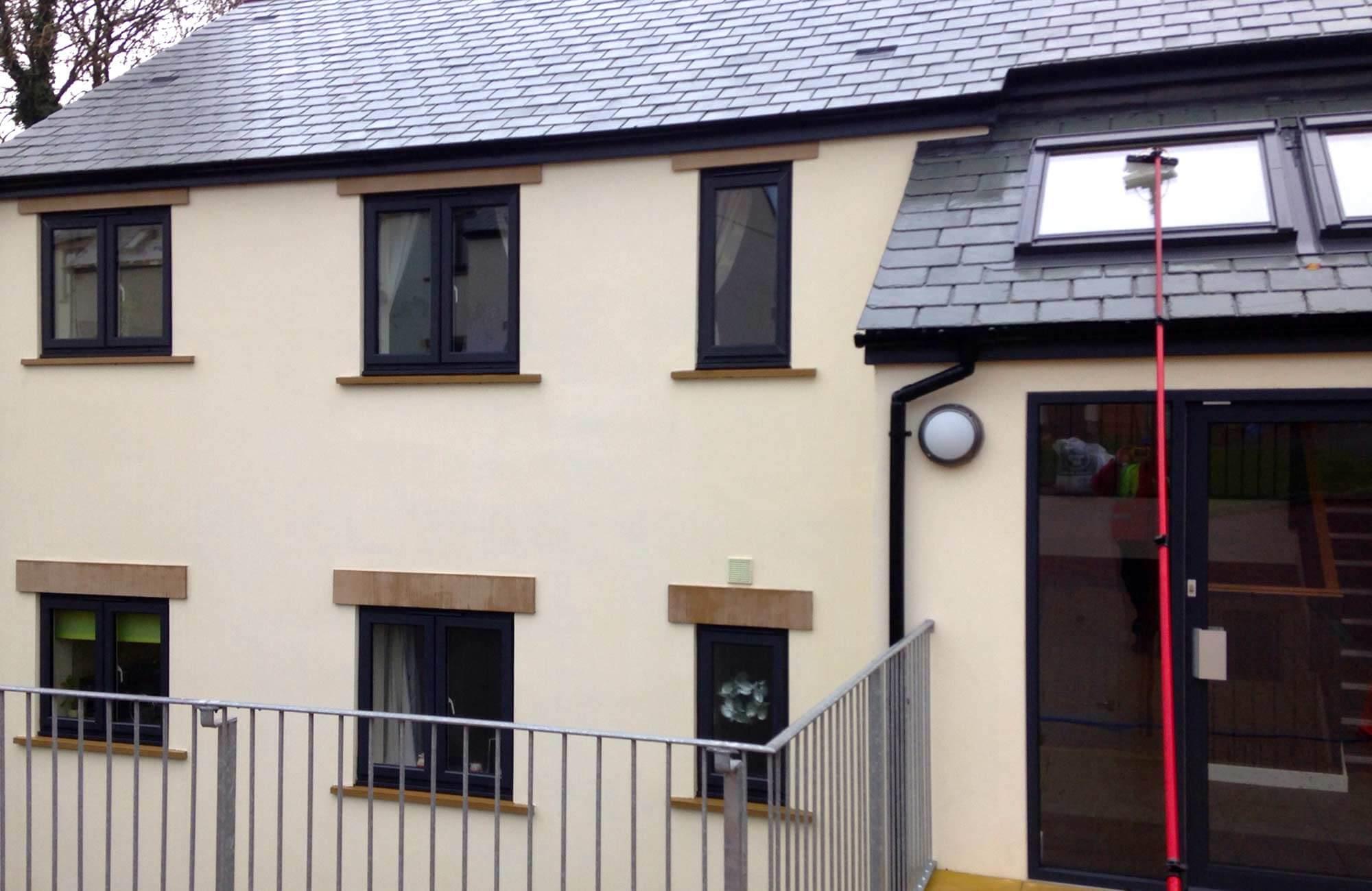 Crystal Clear Cornwall Ltd Professional Window Amp House